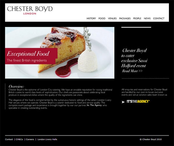Chester Boyd Catering