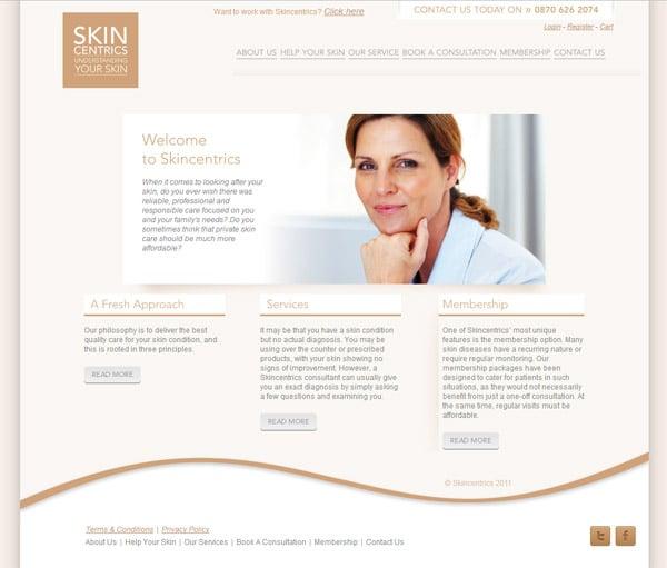 Skincentrics